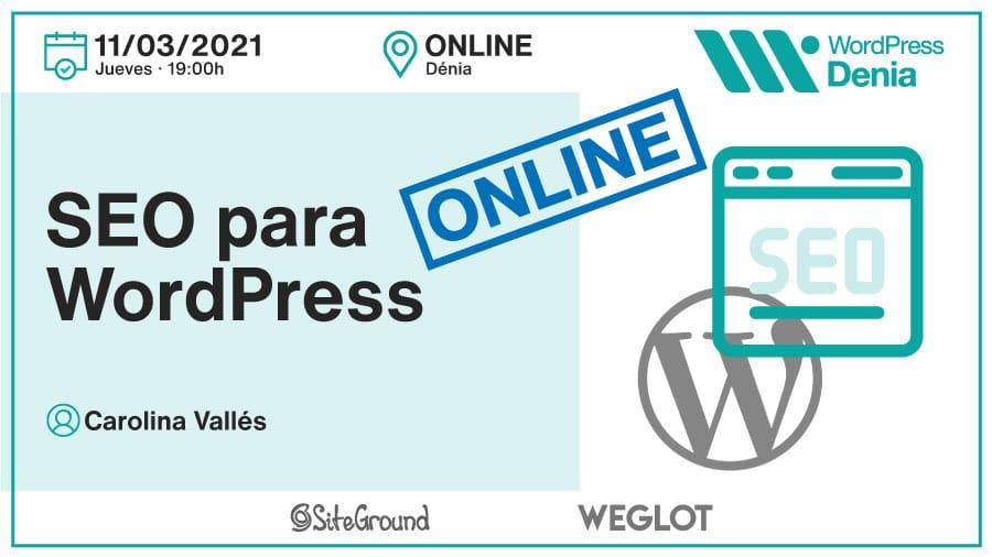 24: SEO para WordPress