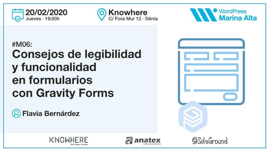 M06-Consejos de legibilidad y funcionalidad en formularios con Gravity Forms